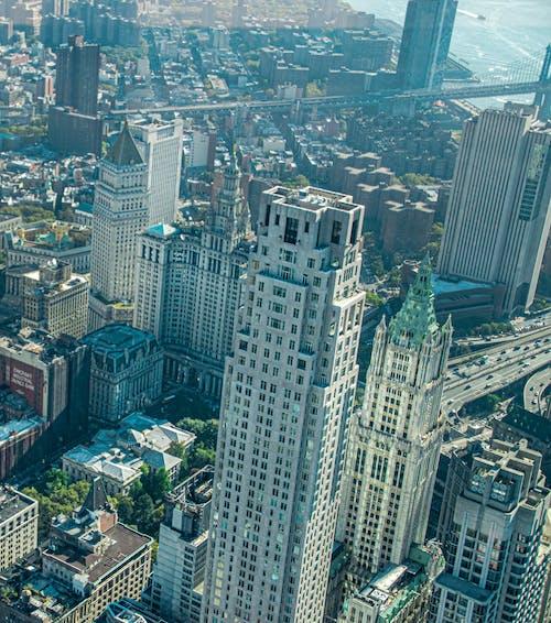 Foto d'estoc gratuïta de amèrica, arquitectura, centre de la ciutat, ciutat