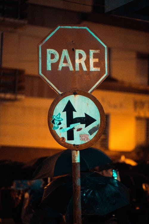 간판, 거리, 경고, 안전의 무료 스톡 사진