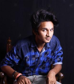 Free stock photo of model, boy, cool boy, indian model