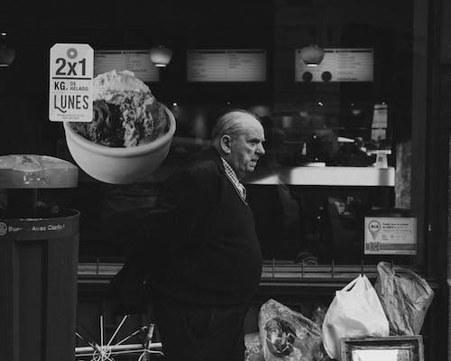 Základová fotografie zdarma na téma Argentina, buenos aires, černobílá, černobílý