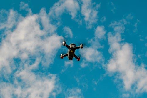 คลังภาพถ่ายฟรี ของ dji, dji spark, จุดประกาย, ท้องฟ้า
