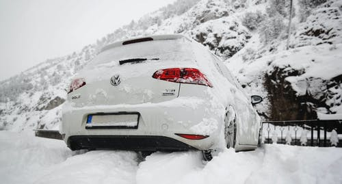 Kostnadsfri bild av snö, vit, vsco