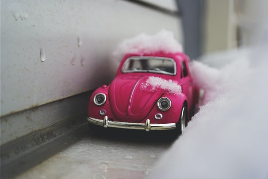 Free stock photo of snow, winter, car, vehicle