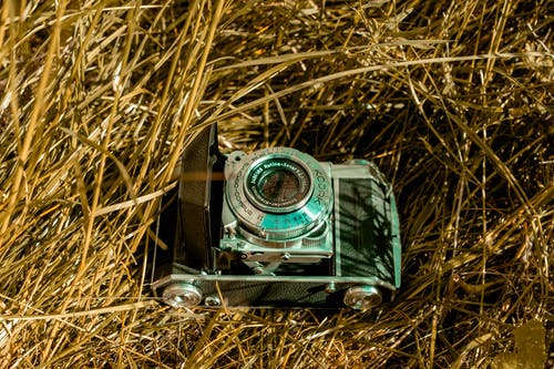Бесплатное стоковое фото с камера, классический, ретро, старый фотоаппарат