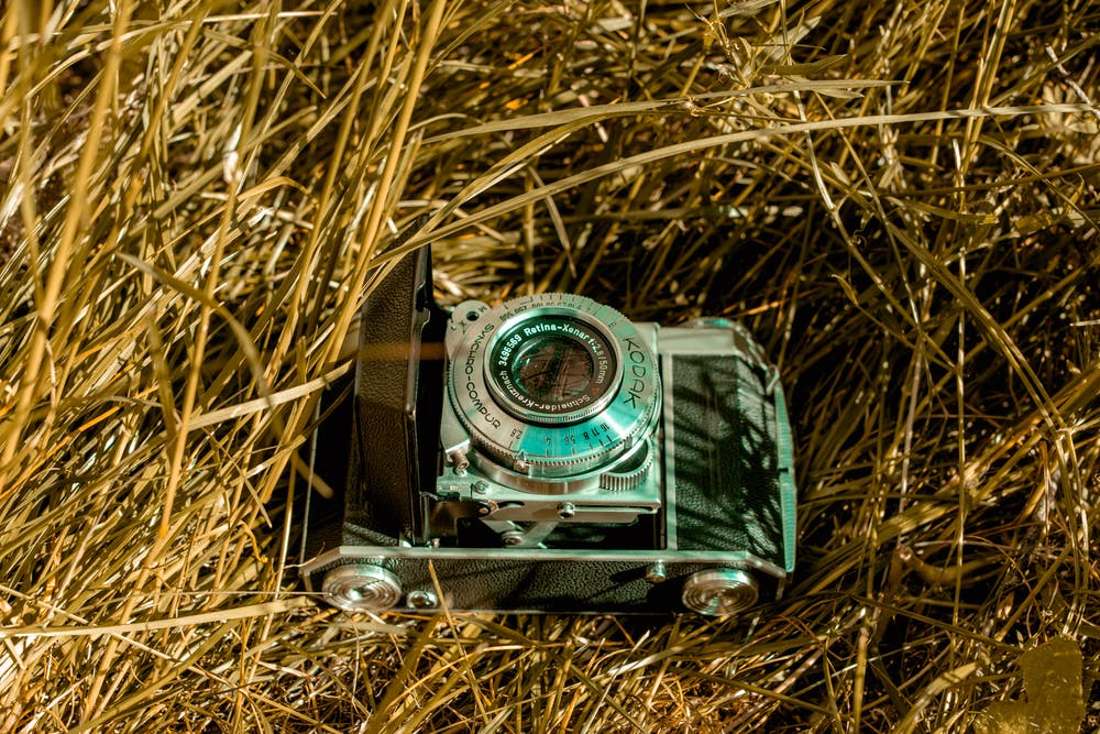 Найти старый фотоаппарат во сне