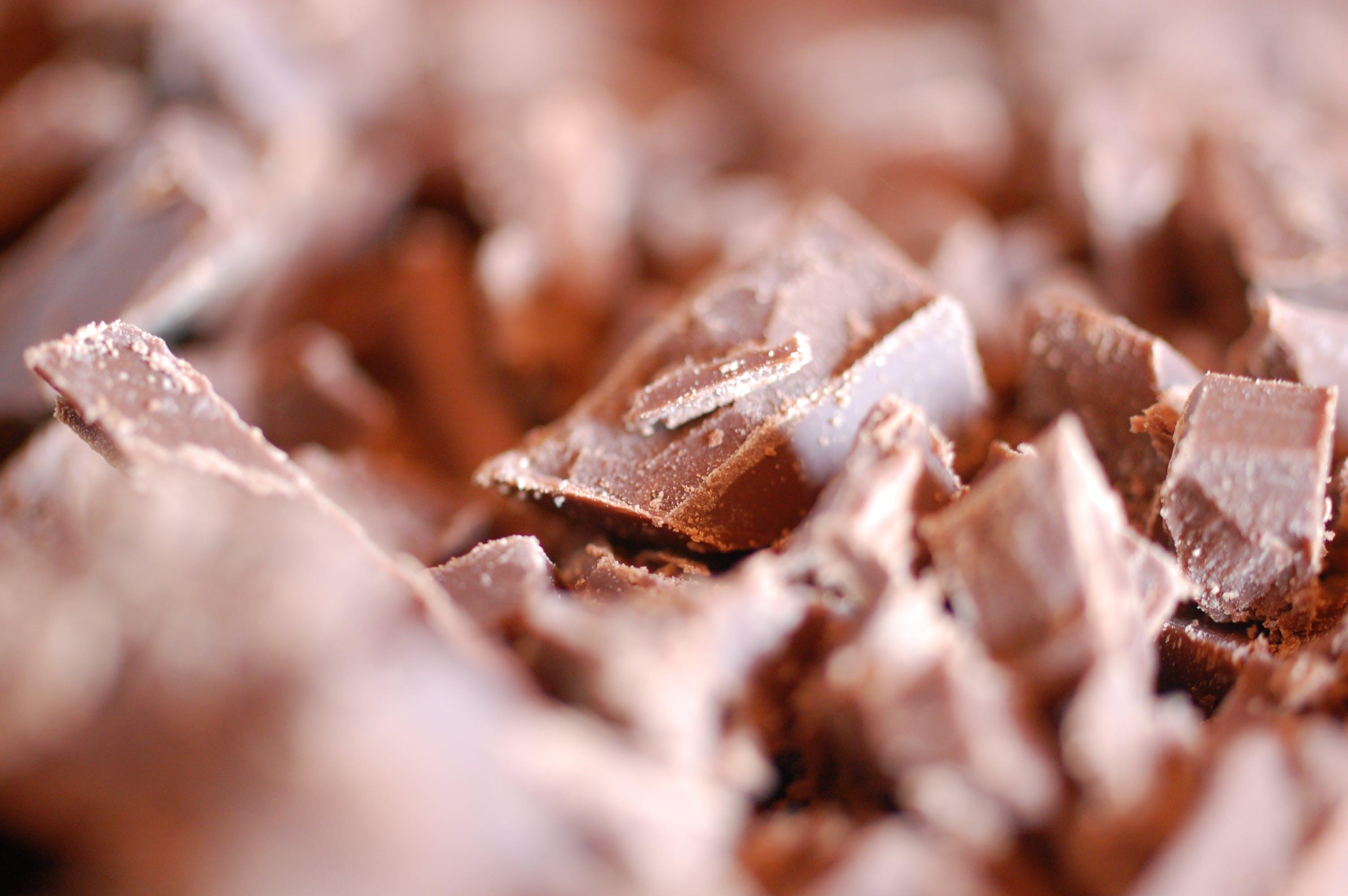 Free stock photo of blur, brown, choco, chocolate