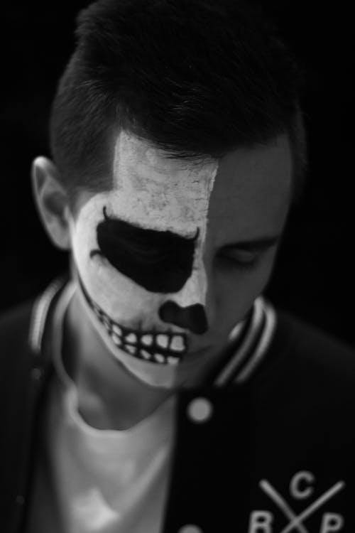 Ilmainen kuvapankkikuva tunnisteilla Halloween, halloween-juhla, mies