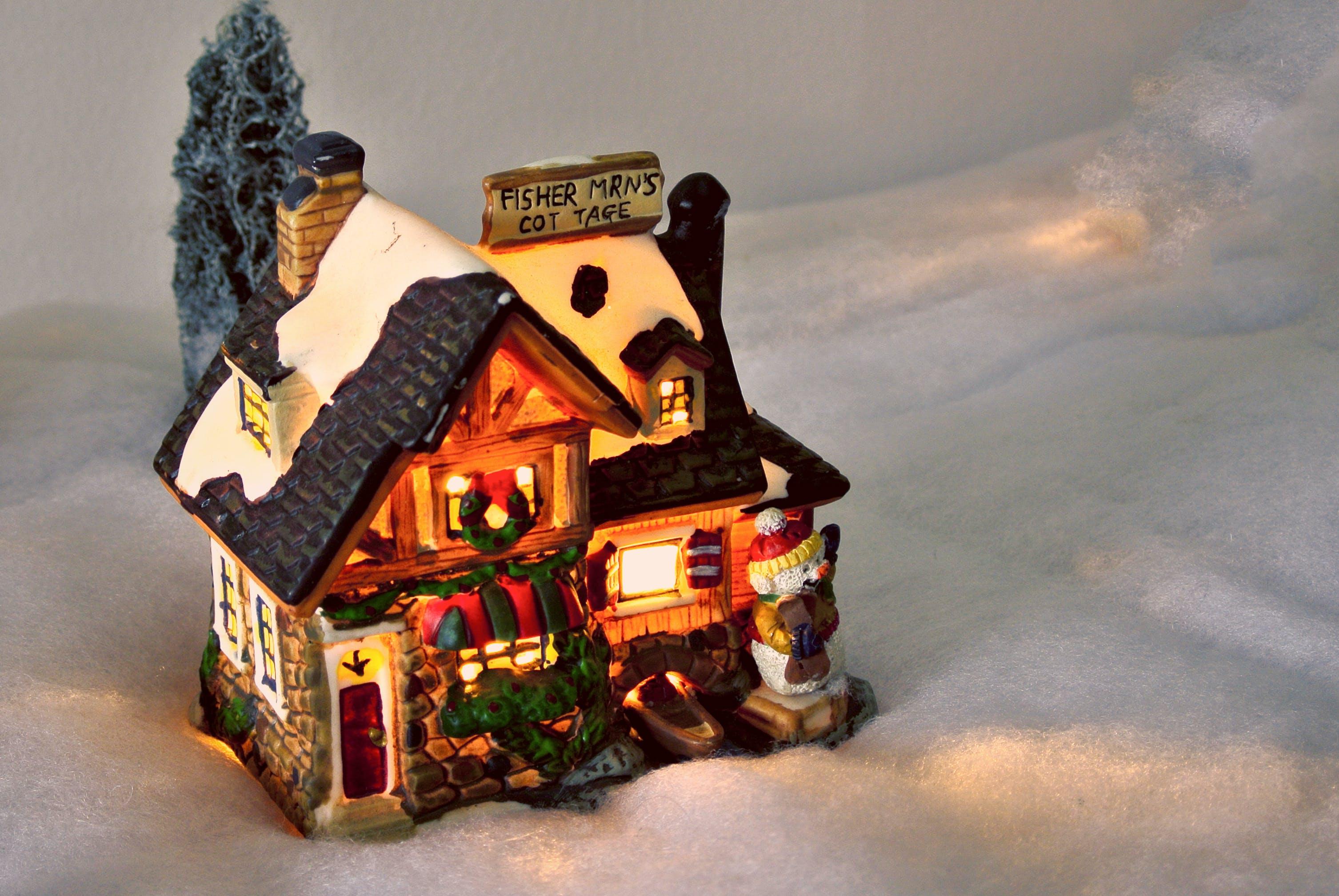 Free stock photo of snow, decoration, christmas, merry christmas