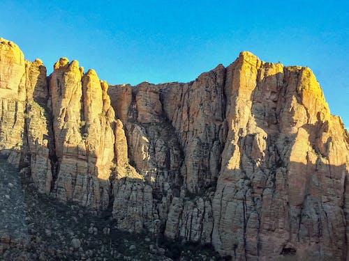 Základová fotografie zdarma na téma arizona, hory, modrá obloha, poušť