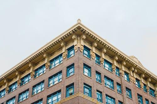 Ilmainen kuvapankkikuva tunnisteilla arkkitehdin suunnitelma, arkkitehtuuri, ikkunat, julkisivu