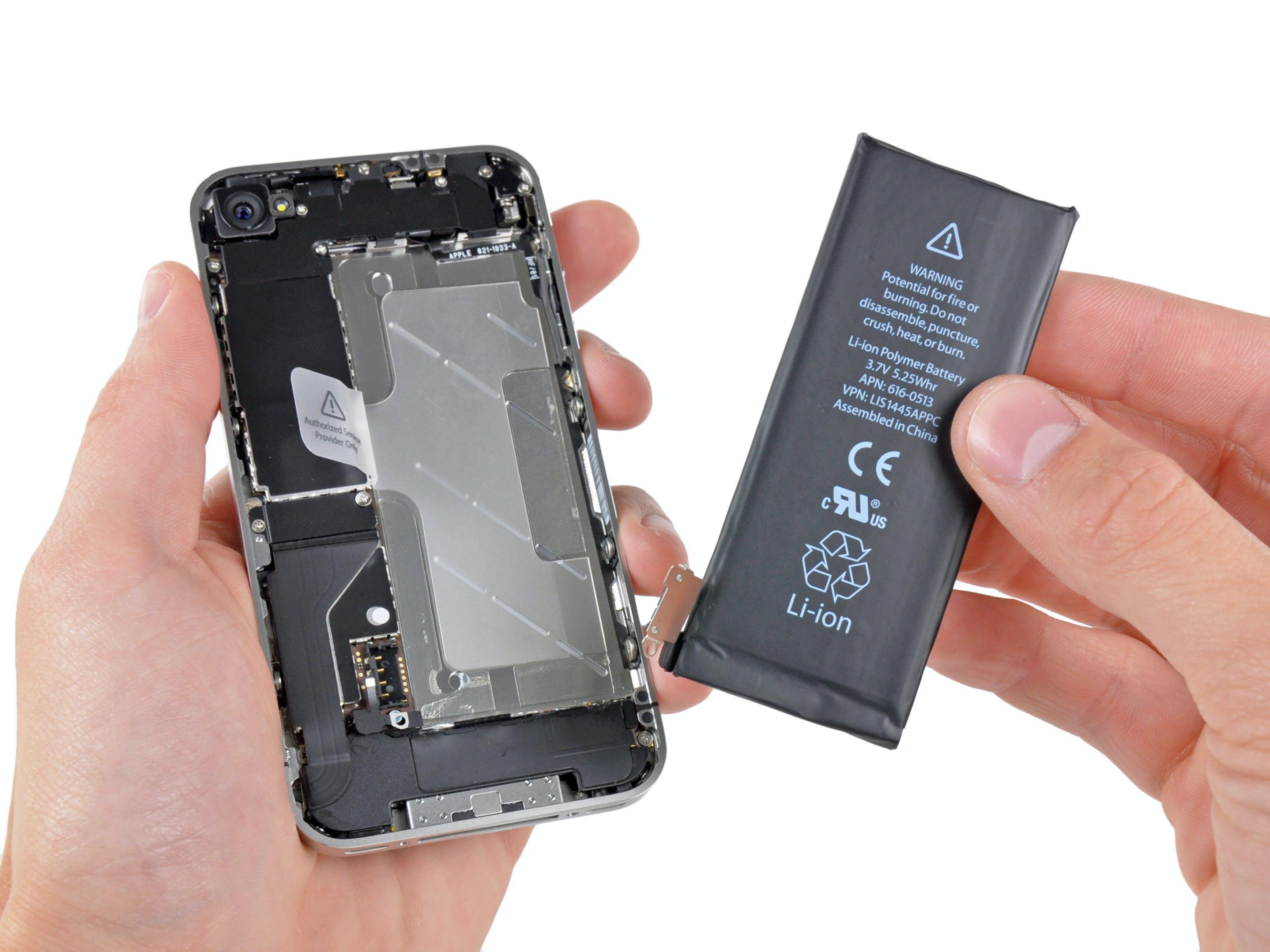 iphone pflege