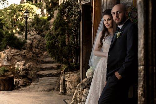Darmowe zdjęcie z galerii z dzień ślubu, kobieta, ludzie, małżeństwo