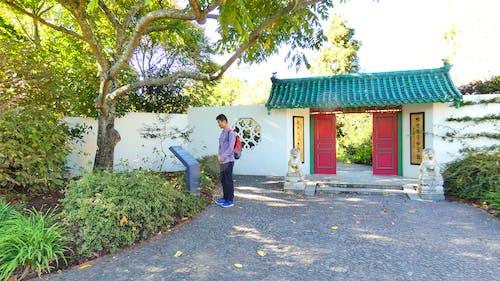 bahçeleri, Çince, tatil içeren Ücretsiz stok fotoğraf