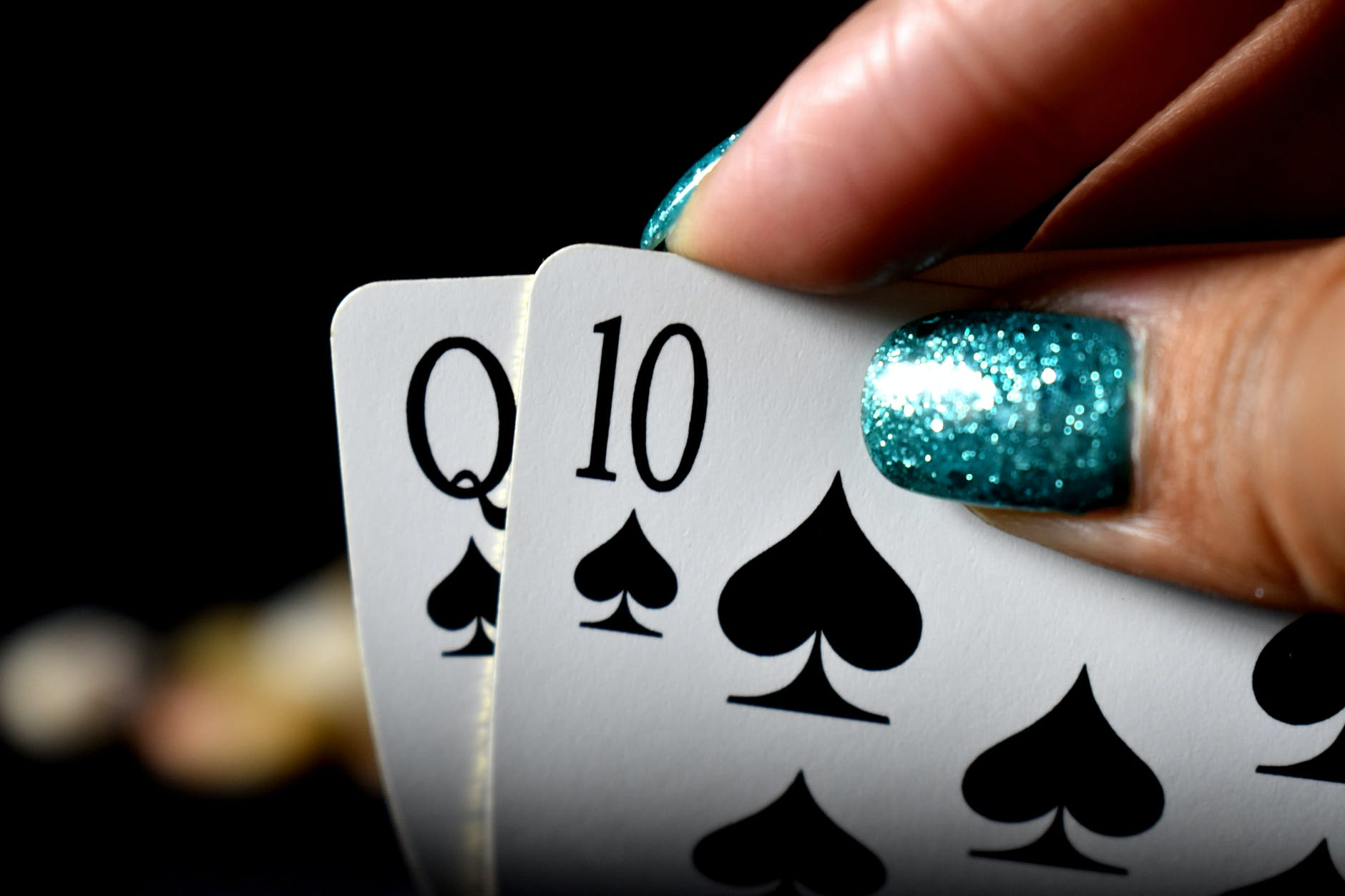 """Bij een extreem goede blackjack hand, kan je je inzet verdubbelen met """"Double"""""""