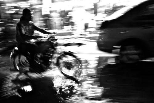 Gratis stockfoto met abstract, Azië, bestuurder, motor