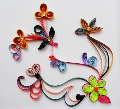 Free stock photo of art, creative, flowers, pattern