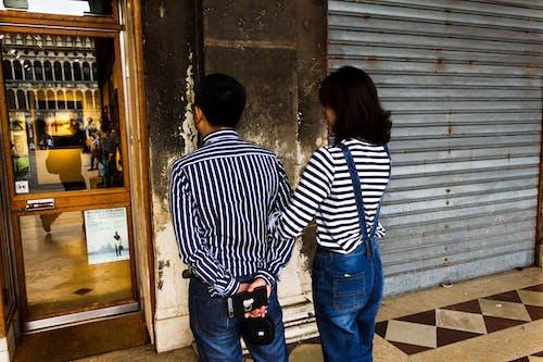 Immagine gratuita di fila, san marco, specchi, urbano