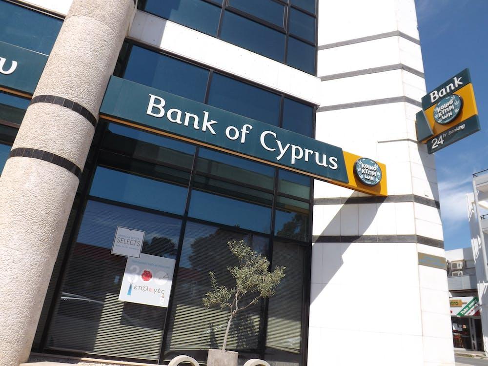 Foto profissional grátis de banco, banco de chipre, Chipre