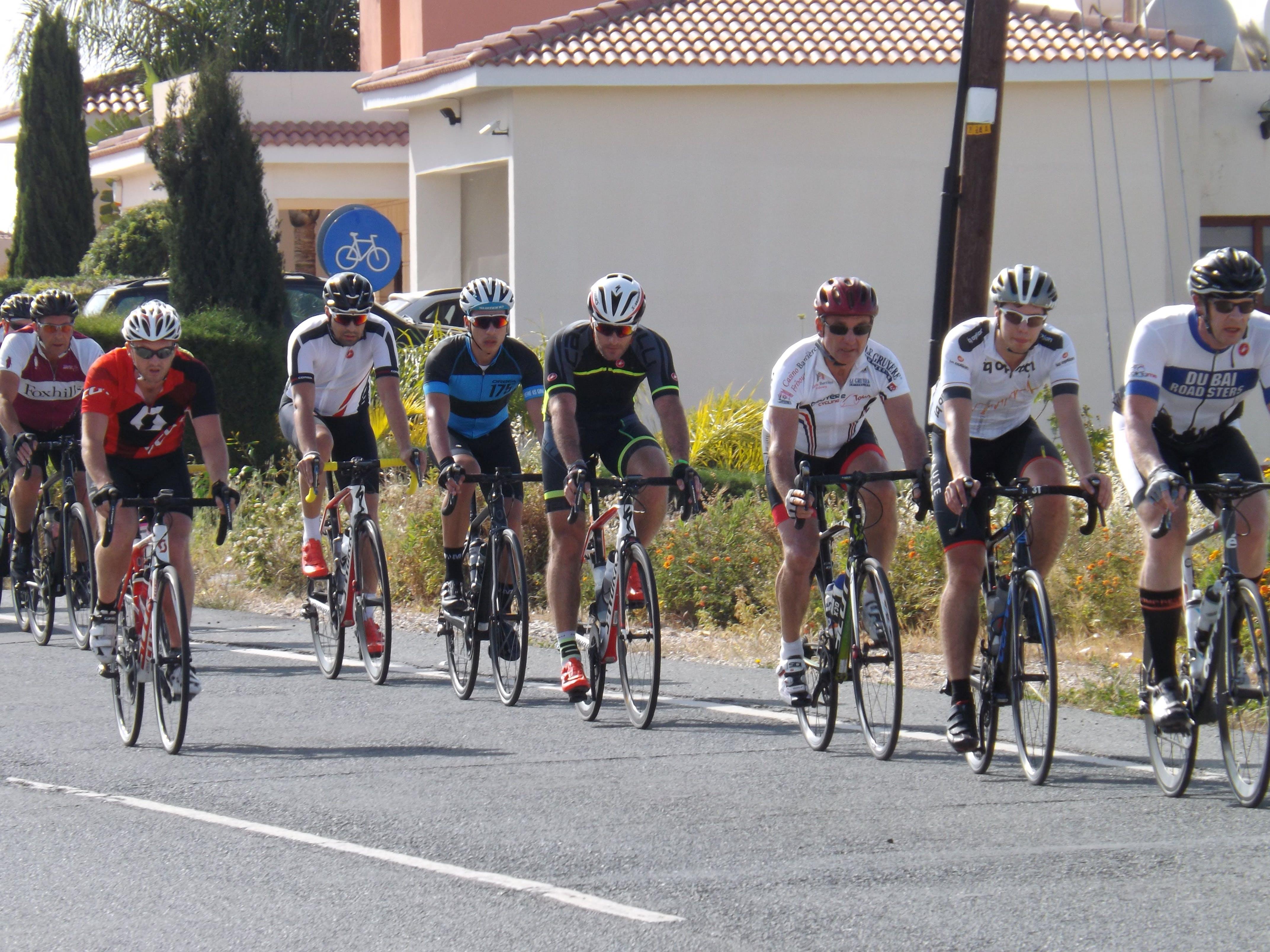 Free stock photo of bike, bikes, cycling, racers