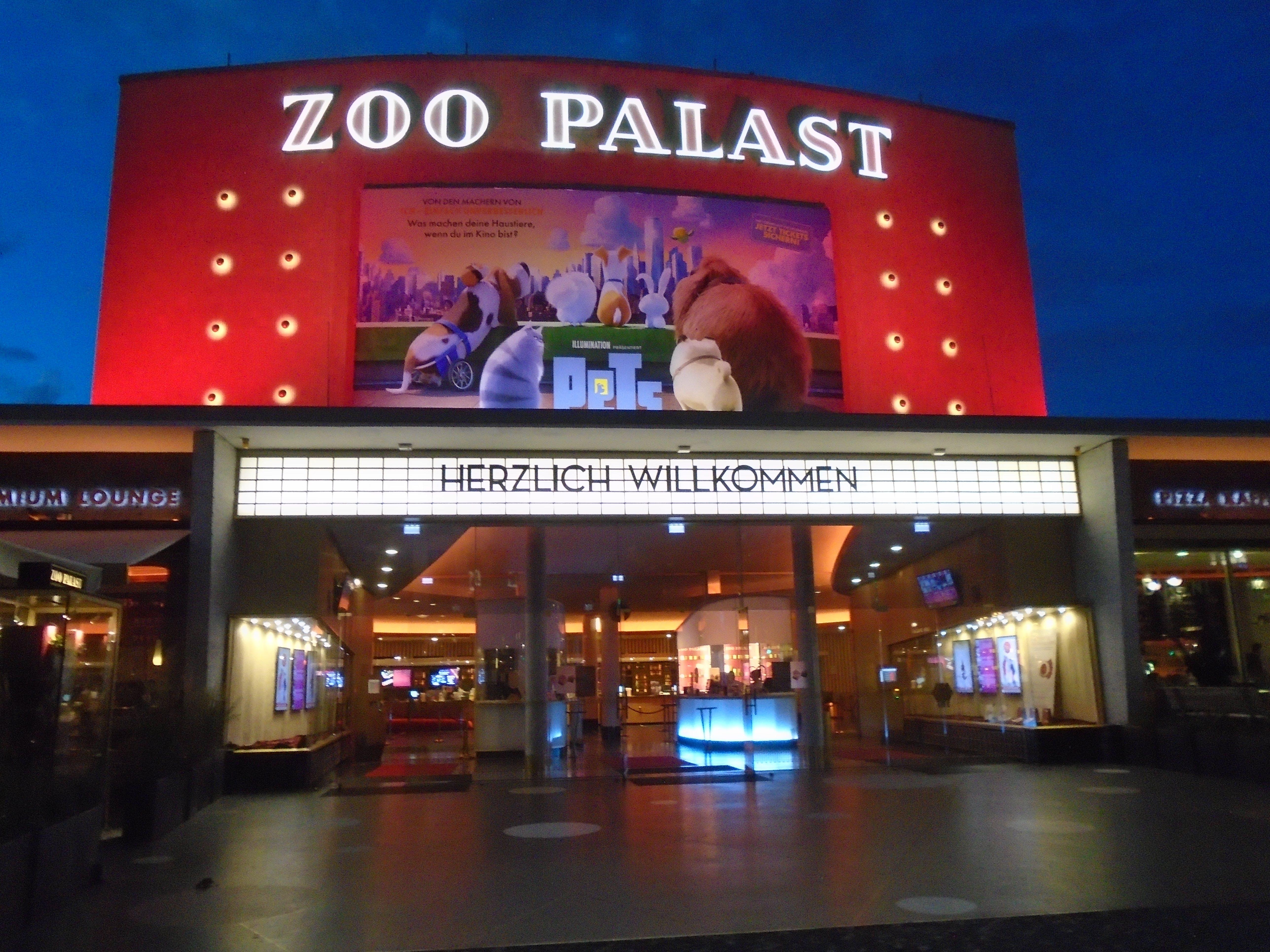 Free stock photo of berlin, cinema, films, zoo