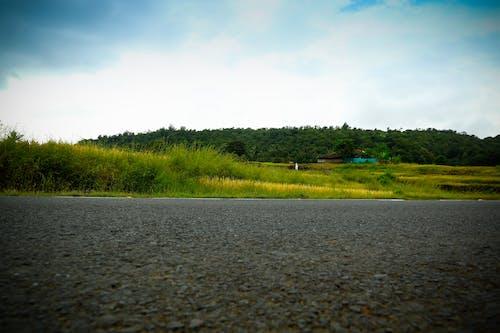 Foto stok gratis langit biru, off road, pemandangan indah