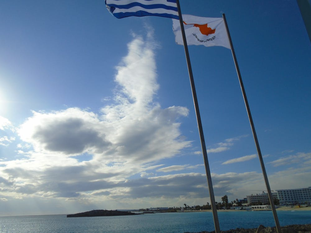 아이 야 나파, 키프로스], 해변의 무료 스톡 사진