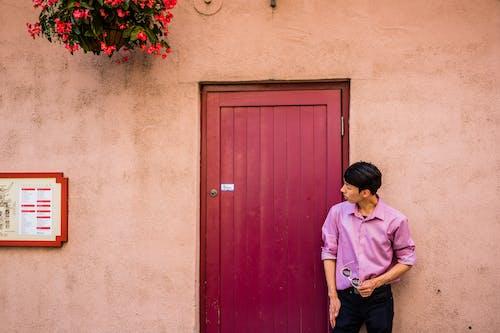 Kostenloses Stock Foto zu architektur, asiatische modell, asiatische person, asiatischer mann
