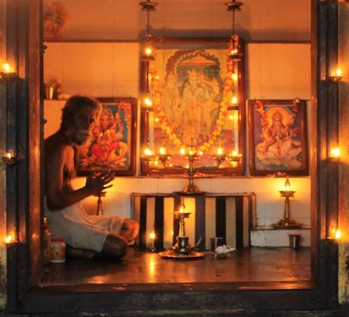 Ingyenes stockfotó hindu templom, templom, templomcsarnok témában