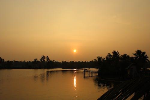 Ingyenes stockfotó folyó naplemente, naplemente, naplemente strand, Temze témában