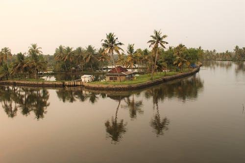 Ingyenes stockfotó folyó, folyó és a sziget, han folyó, sziget témában