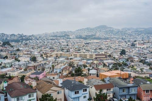 daly city, kentsel, köy, San Francisco içeren Ücretsiz stok fotoğraf