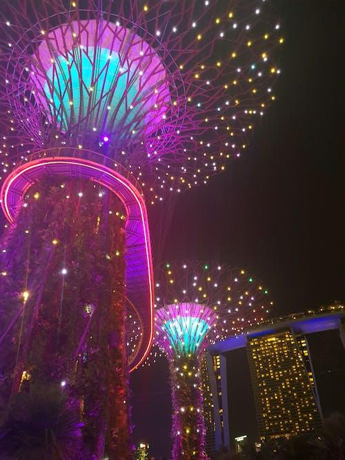 Imagine de stoc gratuită din grădini de golf, Singapore
