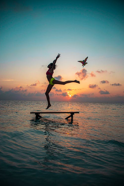 레저, 몰디브, 물, 바다의 무료 스톡 사진
