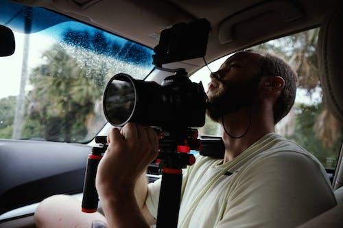 Imagine de stoc gratuită din aparatul de fotografiat, automobil, bătrân simpatic, bts