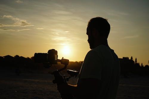 Foto stok gratis alat, bayangan hitam, bekerja, bidang