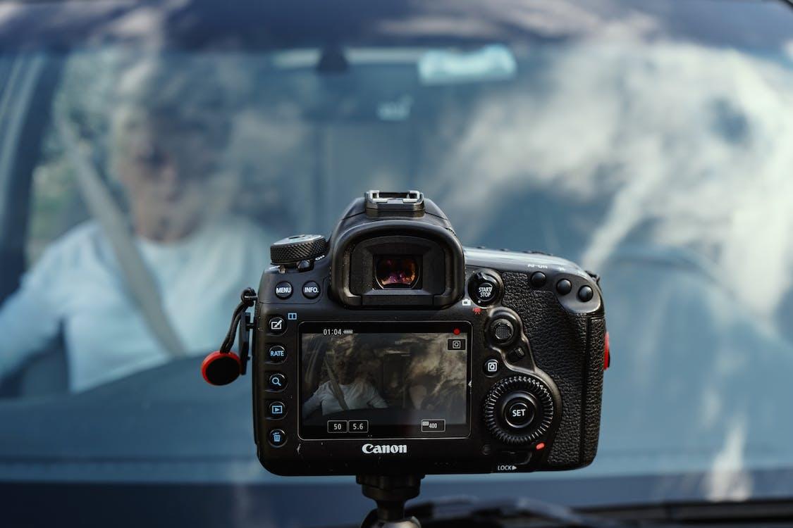 aparat, aparat fotograficzny, autor zdjęć