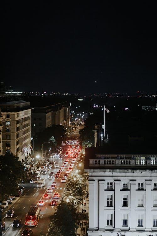 交通系統, 城市, 夜生活