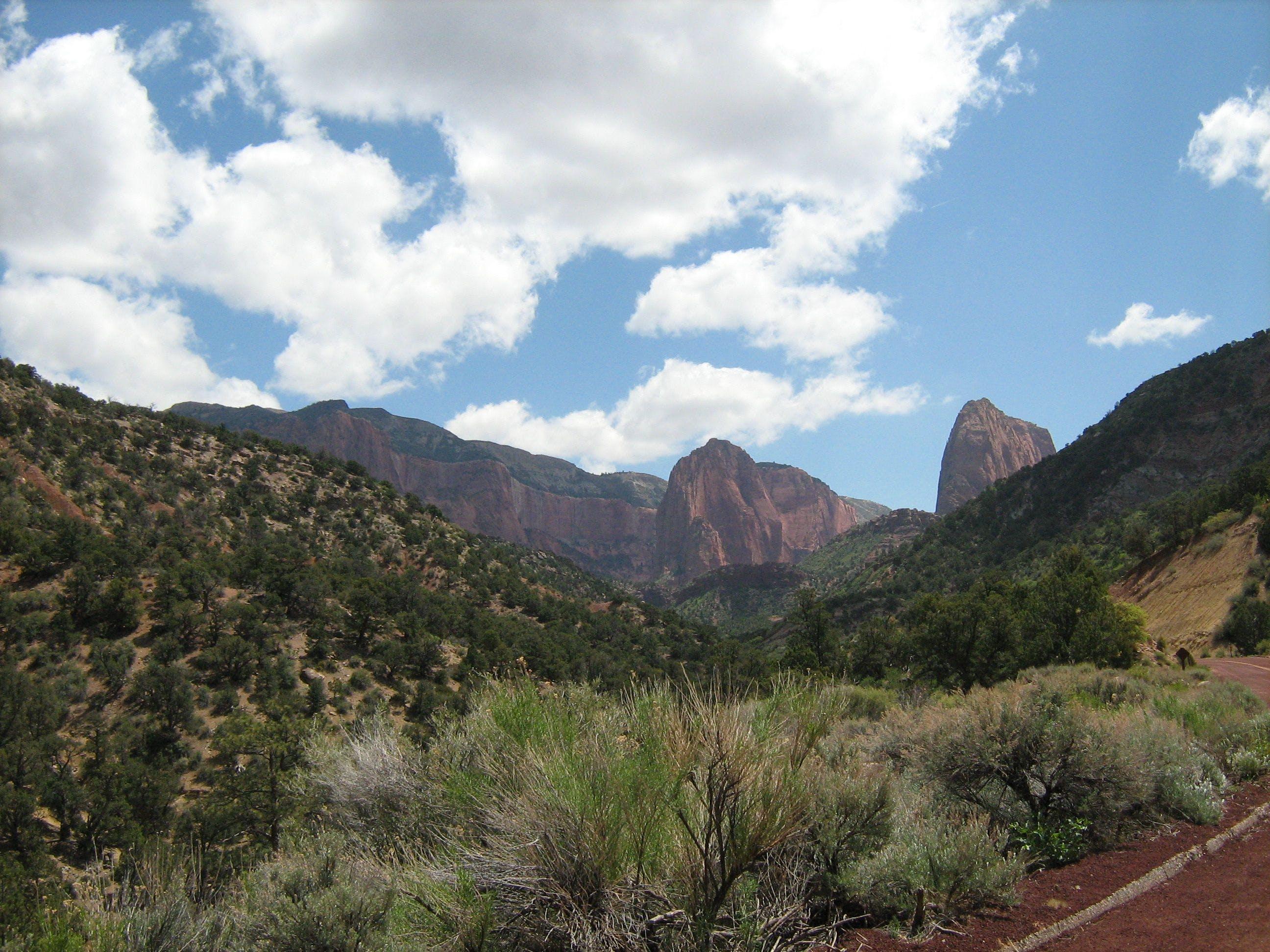 Free stock photo of mountain, nature