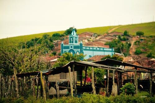 タウン, ブラジル, 田舎の無料の写真素材