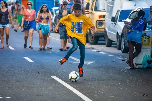 巴西, 足球 的 免费素材照片
