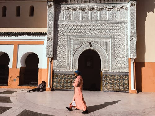 アーチ, アート, アラビア語, イスラム教の無料の写真素材