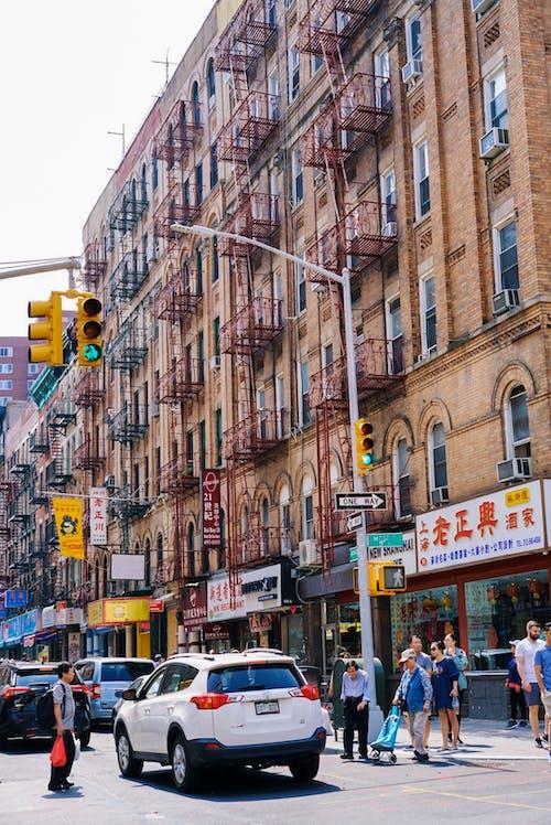 Free stock photo of chinatown, new york, new york city, nyc
