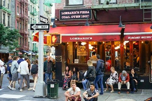 Ảnh lưu trữ miễn phí về Newyork, nhà hàng, nyc, pizza