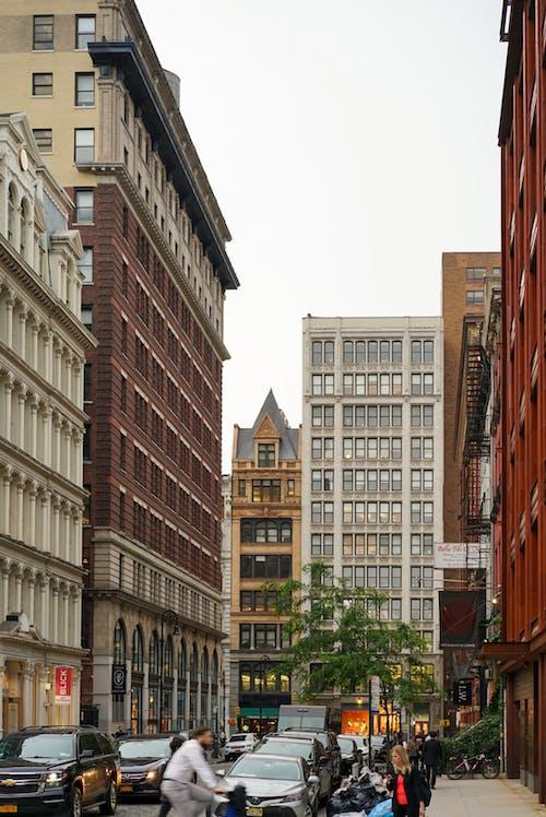 Ảnh lưu trữ miễn phí về Newyork, người đàn ông trên xe đạp, nyc, thành phố New York