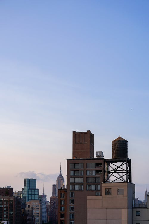 Free stock photo of empire state building, new york, new york city, nyc