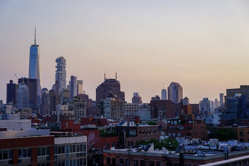 Free stock photo of downtown, new york, new york city, nyc