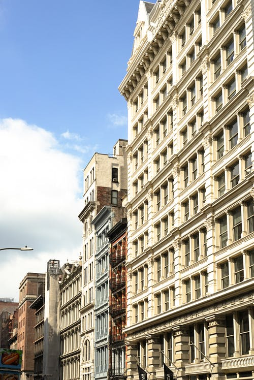 Free stock photo of buildings, new york, new york city, nyc
