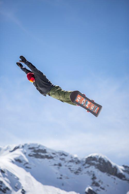 Gratis stockfoto met actie, actief, altitude, berg