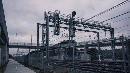교통, 기차, 길, 녹색의 무료 스톡 사진