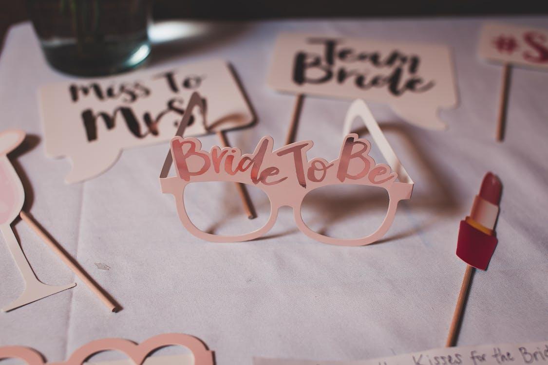 bow, Bridal Party, bridal shower